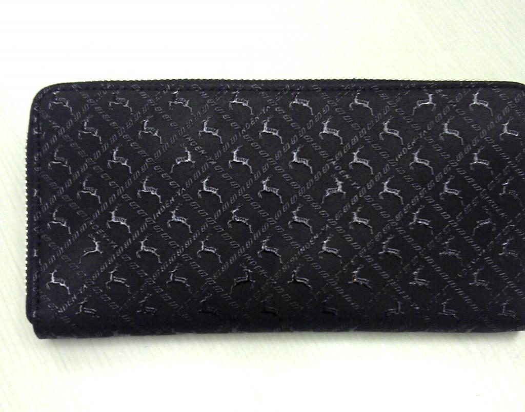 印傳の長財布