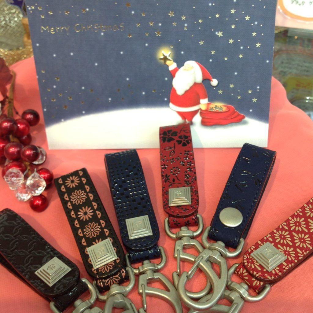 印伝のクリスマスプレゼント